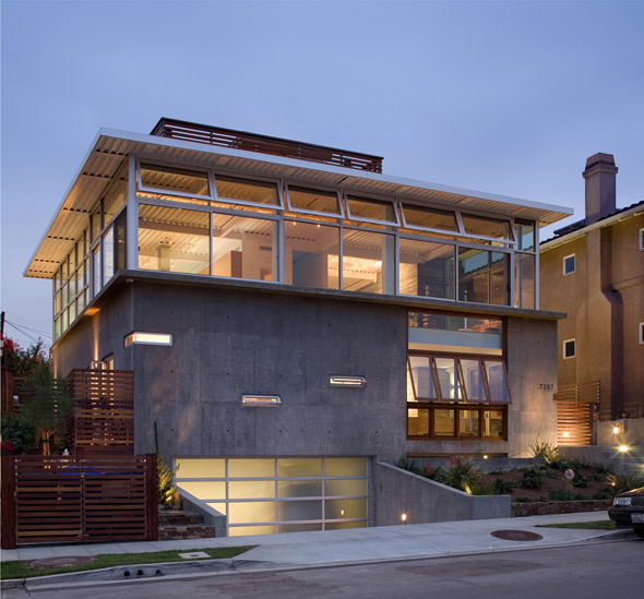 San diego modern home tour for Video home tours